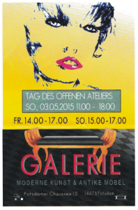Anzeige offenes Atelire 2015